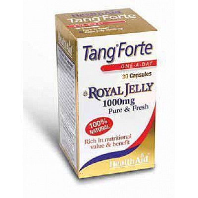 Health Aid Tang Forte Royal Jelly 1000mg, 30tabs