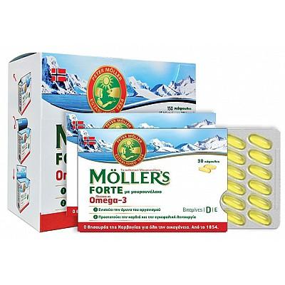 Moller's Forte Omega 3 150 caps