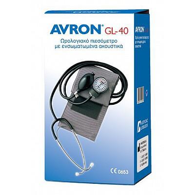 AVRON GL-40 ANALOGUE PRESSURE METER