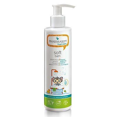 Pharmasept Kid Soft Bath 500ml Απαλό Αφρόλουτρο για Παιδιά