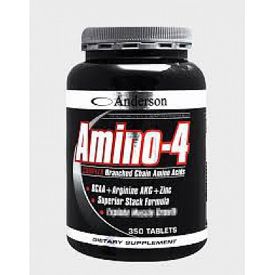 Anderson Amino-4 Complex 100 ταμπλέτες
