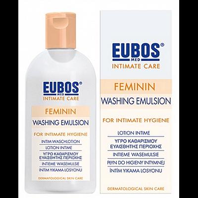 Eubos Feminin Washing Emulsion,200ml