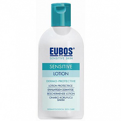Eubos Body Lotion Dermo-Protective Ενυδατική Λοσιόν Σώματος 200ml