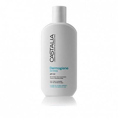 Castalia Dermogiene Gel Intime pH5.2 200ml Gel Καθαρισμού για την Ευαίσθητη Περιοχή
