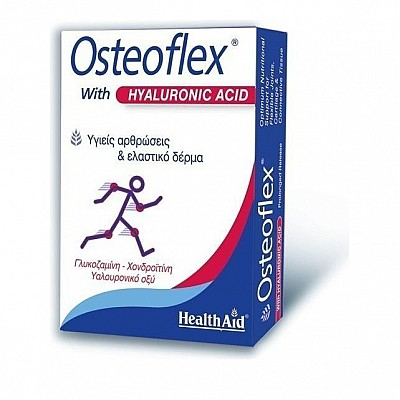 Health Aid Osteoflex with Hyaluronic Acid, 30 tabs