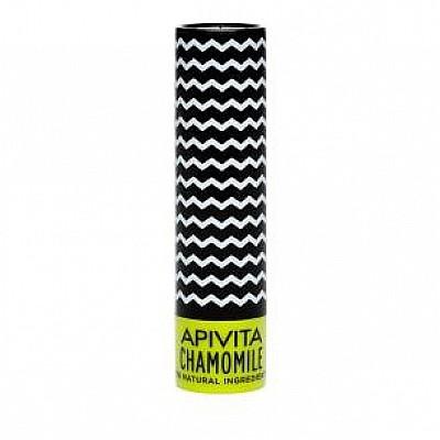 Apivita Lip Care Chamomile SPF15 4,4g