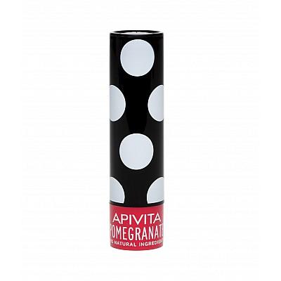 Apivita Lip Care με Ρόδι 4,4g