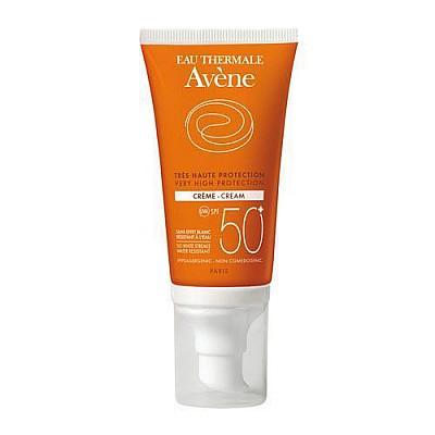 Avene - Sun Cream SPF +50 / 50ml
