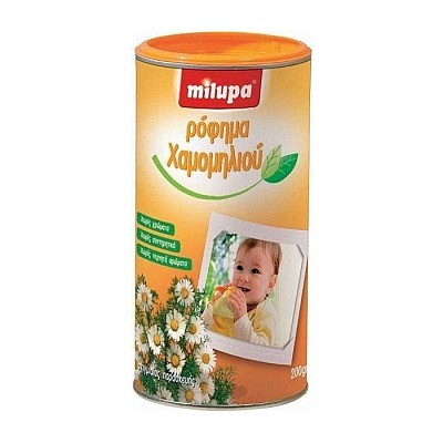 Milupa chamomile, 200gr