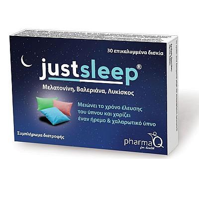 PharmaQ Just Sleep 30tabs
