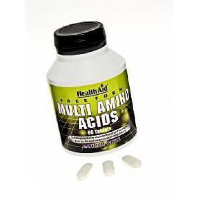 Μulti Amino Acids 60 tablets Health Aid