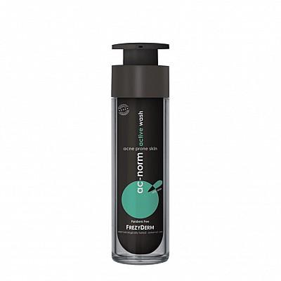 Frezyderm Ac-Norm Active Wash Καθαριστικό Προσώπου για την Ακμή 50ml