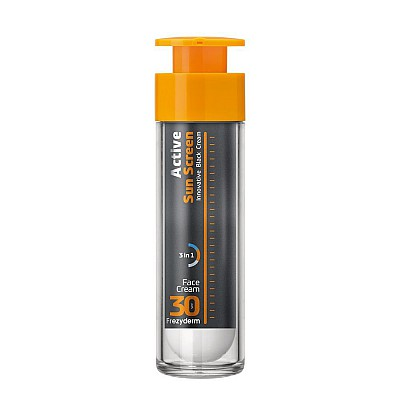 Frezyderm Active Sun Screen Face Cream SPF30 Αντηλιακή Προσώπου Ενυδάτωσης και Αντιγήρανσης 50ml