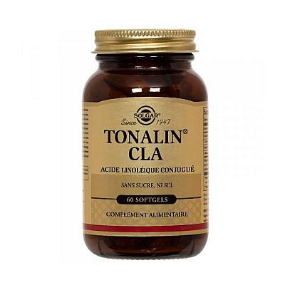 Solgar Tonalin CLA 1300 mg, 60caps