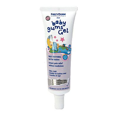 Frezyderm Baby Gums Gel - Πρώτη Οδοντοφυϊα - Γέλη για Βρέφη Άνω των 2 μηνών 25ml