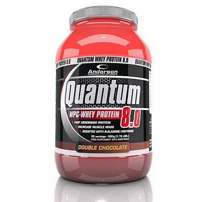 Anderson Quantum 8.0 800gr Double Chocolate
