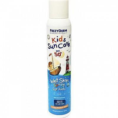 Frezyderm Kids Sun Care Wet Skin Spray SPF50 200ml