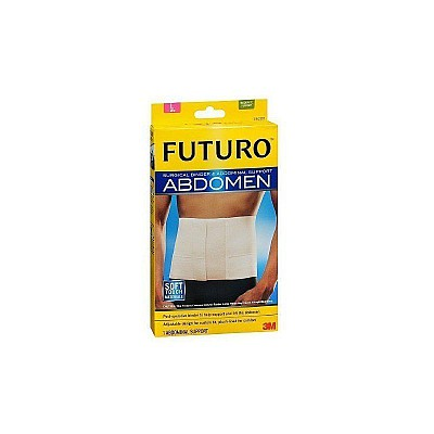 Futuro Postoperative Belly Abdominal Restraint For the waist, Large size 46200 , 1pcs