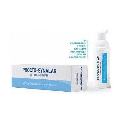 PROCTO-SYNALAR CLEANSING FOAM 40ML