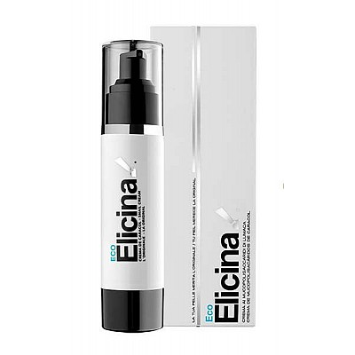 Elicina Eco Cream Αναπλαστική & Θρεπτική Κρέμα από Εκχύλισμα Σαλιγκαριού, 50ml