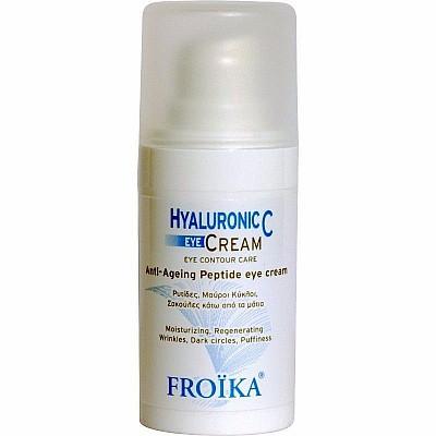 Froika Hyaluronic C Αντιγηραντική Κρέμα Ματιών 15ml