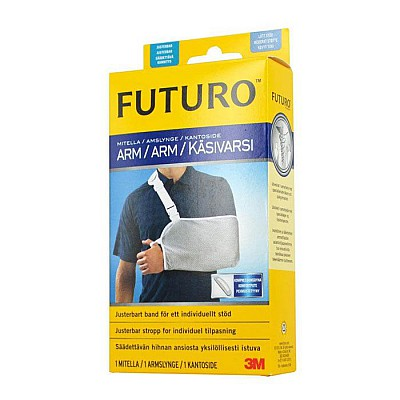 3M Futuro Adult Pouch Arm Sling Arm 1 piece