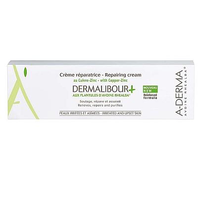 A-Derma DERMALIBOUR+ Repairing Cream. 50ml