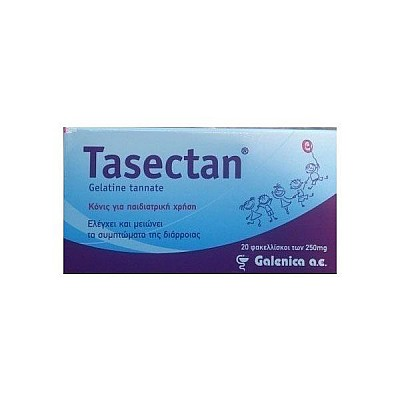 Galenica Tasectan 250mg 20 sachets