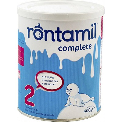 RONTAMIL Comlpete 2 Γάλα 2ης βρεφικής ηλικίας 400gr