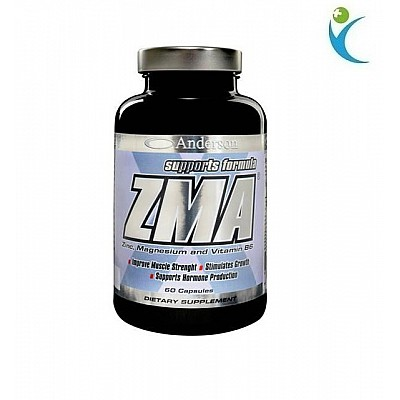 Anderson ZMA 60 Capsules