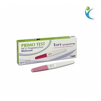 MEDISEI PRIMO PREGNANCY TEST 1PCS