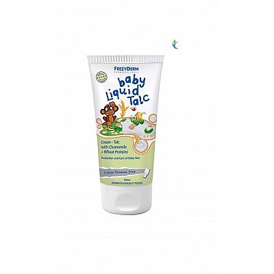 FREZYDERM BABY LIQUID TALC, 150 ml