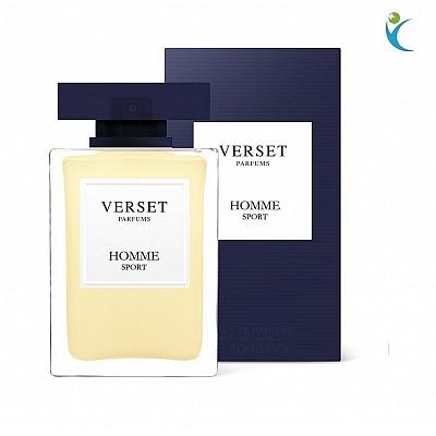 Verset Parfums Homme Sport Ανδρικό Άρωμα 100ml