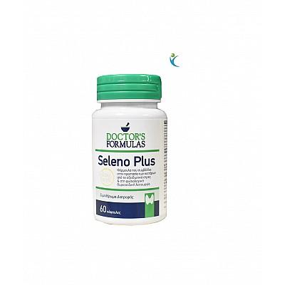 Doctor's Formulas Seleno Plus Φόρμουλα Σεληνίου για Αντιοξειδωτική Προστασία, 60 caps