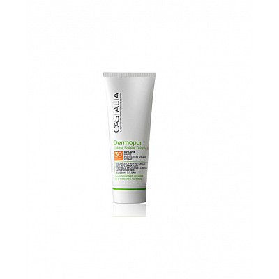 Castalia Dermopur Creme Solaire SPF30+ Teintee  40 ml