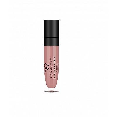 Golden Rose Longstay Liquid Matte Lipstick Kissproof 01 5.5ml