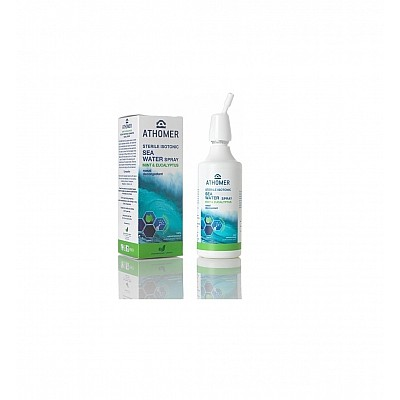 Athomer Sea Water Spray Mint & Eucalyptus 150ml