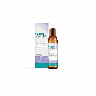 DermoACMoil Shampoo Σαμπουάν για τη Λιπαρότητα, 200ml