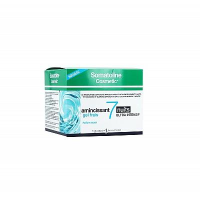 Somatoline Cosmetic Amincissant 7 Nuits Ultra Intensif Gel Frais Τζελ για Εντατικό Αδυνάτισμα 7 Νύχτες, 400ml
