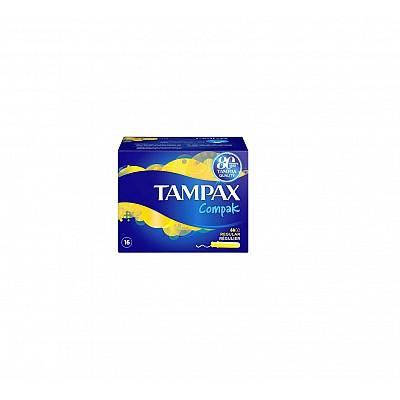 Tampax Compak Regular 16pcs