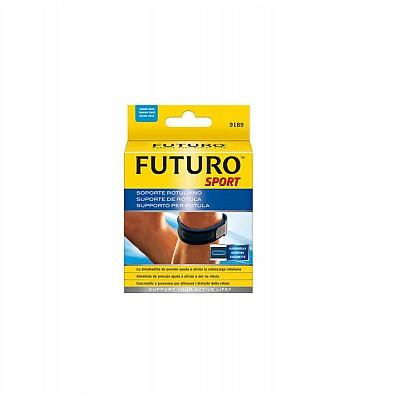 Futuro Sport, Αθλητικός Ρυθμιζόμενος Επίδεσμος Γονάτου, One Size, 1 τμχ