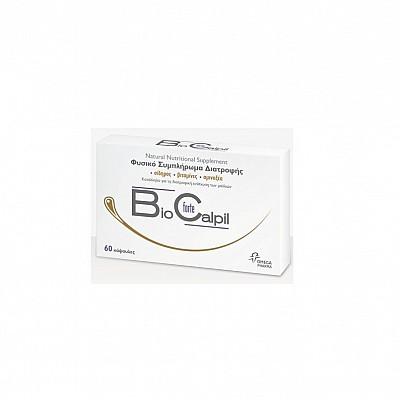 Biocalpil Forte Φυσικό Συμπλήρωμα Διατροφής, 60 caps