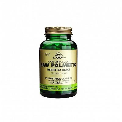 Solgar SFP Saw Palmetto Berry Extract, 60caps