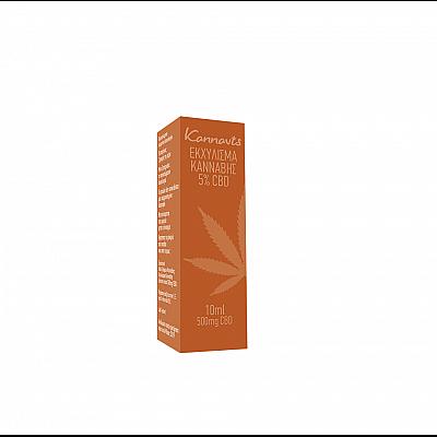 Kannavis Hemp extract 5% CBD 10 ml
