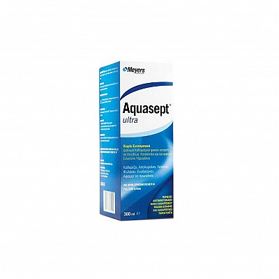 Meyers Vision Care Aquasept Ultra, 360ml