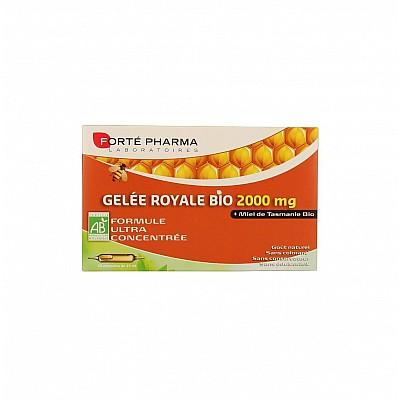 Forte Pharma Gelee Royale Bio 2000 mg 20 amp x 15ml