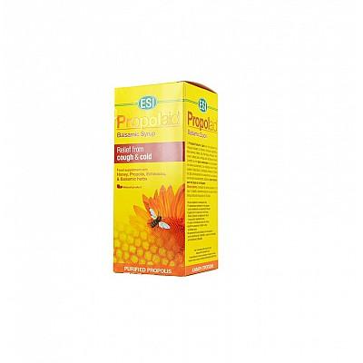 ESI Propolaid Balsamic Σιρόπι με Πρόπολη, Εχινάκεια, Μέλι & Μπαλσαμικά Βότανα για το Κρυολόγημα, 180ml