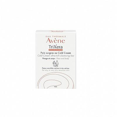 Avene Eau Thermale Trixera Υπερλιπαντική Πλάκα Καθαρισμού για Πρόσωπο και Σώμα, Ξηρό/Πολύ Ξηρό, 100gr