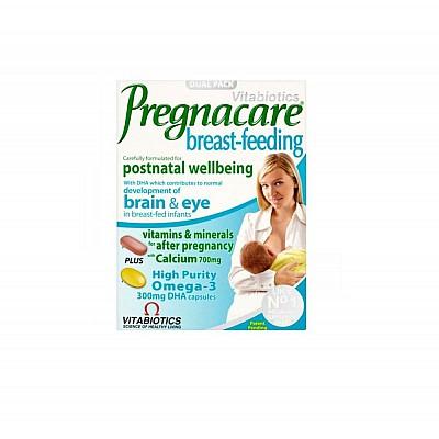 Vitabiotics Pregnacare Breast-feeding, 84 tabs / 84 caps