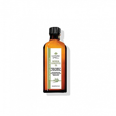 NATURE SPELL 2 IN 1 NATURAL EUCALYPTUS TREATMENT OIL FOR HAIR & BODY 150ML